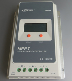 Controlador De Carga 20a Mppt Tracer Solar