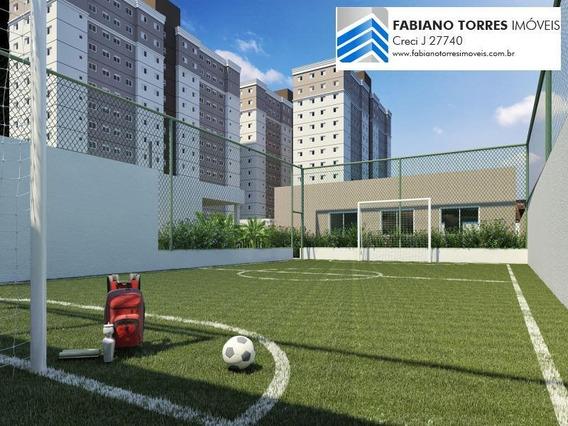 Apartamento Para Venda Em São Bernardo Do Campo, Cooperativa, 2 Dormitórios, 1 Banheiro, 1 Vaga - America