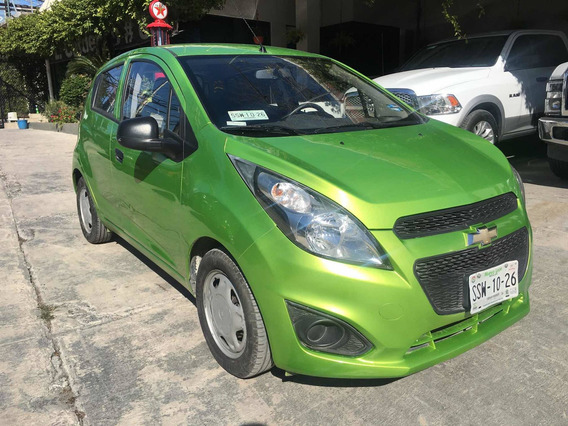 Chevrolet Spark 1.2 Lt L4 Man 2015