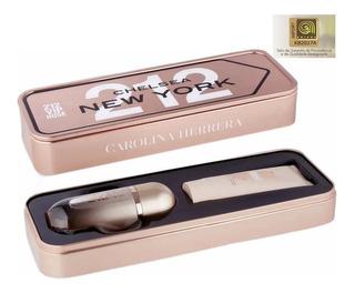 Perfume 212 Vip Rose Kit Edp 80ml - Selo Adipec Original