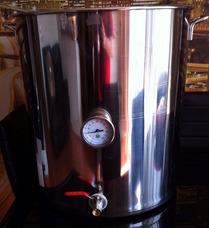 Confección De Fondos Y Ollas Para Cerveza Artesanal