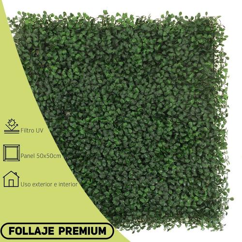Imagen 1 de 9 de Follaje Artificial Ecogl 10pz, Uso Exterior, Greenline