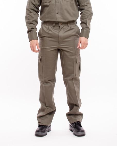 Pantalon De Trabajo Cargo Ombu Reforzado I116