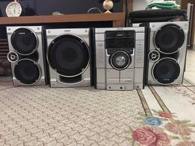 Mini System (som) Sony Hcd- Rg 475