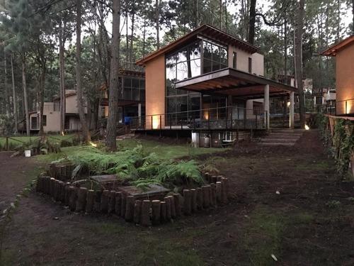 Residencia En Venta Por Copropiedad Al 25% En Valle De Bravo