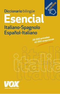 Diccionario Esencial Español Italiano, Aa.vv., Larousse #