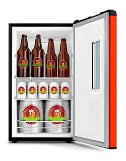Cervecera Whirlpool 82 Lts Wzd12avdim Roja
