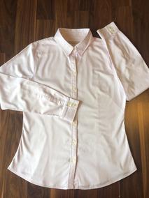Camisa Social Feminina Banana Republic M Importada Original