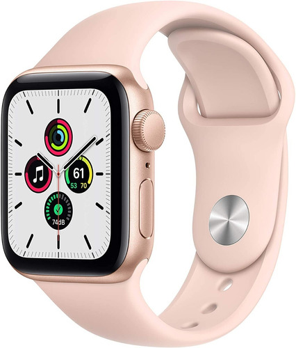 Apple Watch Serie Se Gps 40 Mm Gold Sport Band