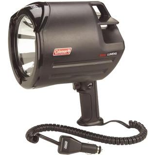 Lanterna Tocha 12v 2900 Lumens Alcance 400 Mts Coleman