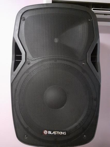 Cornetas 15 Pulgadas Activa Blastking + Paral + Micrófono