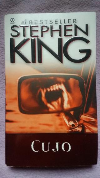 Livro Cujo (cão Raivoso) - Stephen King