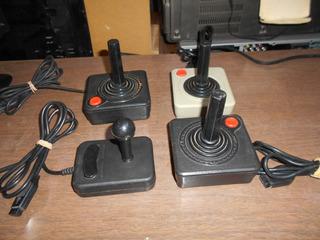 Palancas Para Atari Funcionan Precio Por Cada Una