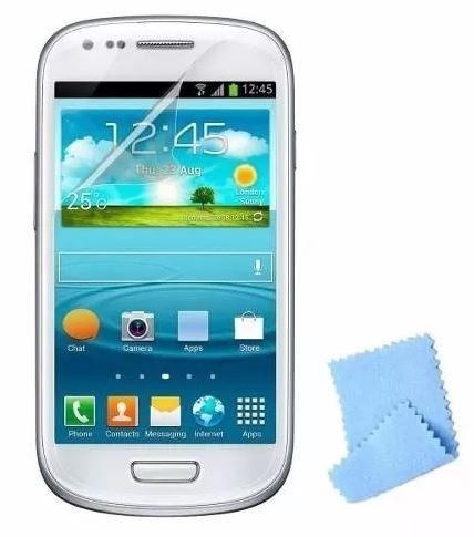Protector De Pantalla Simple Para Samsung Sellado Original