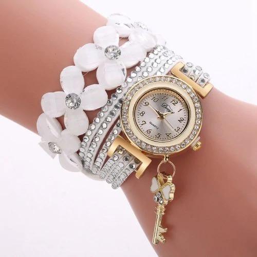 Relógio Feminino Duoya D253