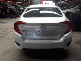 Sucata Honda Civic 2017/17 155cv Flex 2.0