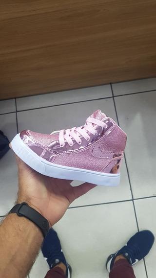 Tênis Sneakears Infantil Feminino Novidade