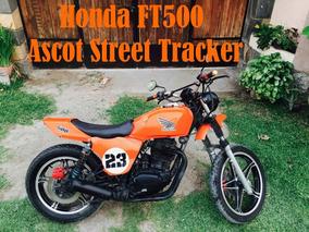 Honda Ft 500 Ascot R E M A T O