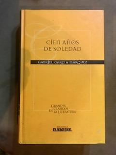 Cien Años De Soledad. Gabriel Garcia Marquez