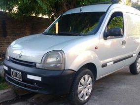 Renault Kangoo 2005 Diesel A/a P/lateral $ 115.000 Impecable