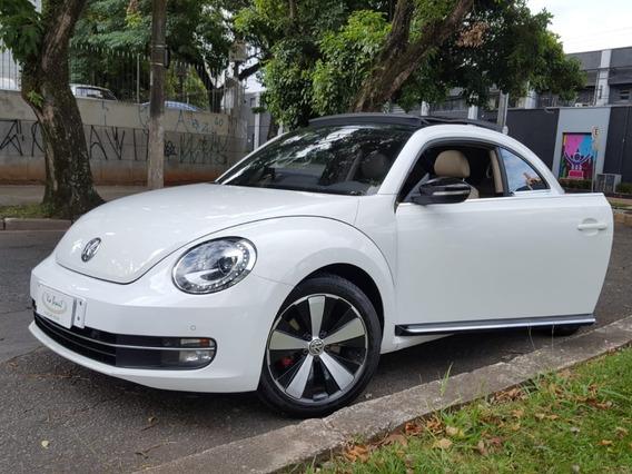 Volkswagen Fusca 2.0t 2013/2013 Com Teto Solar. Única Dona.