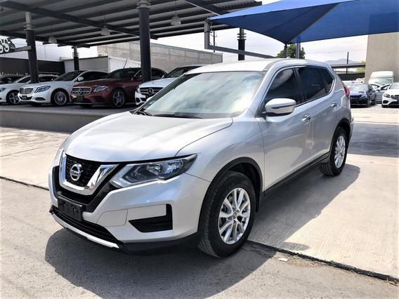 Nissan X-trail 5 Puertas Sense 2 Row 2018 Plata