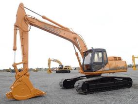 11) Excavadora Case 9040b Con Sistema Hidraulico 1998