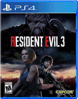 Resident Evil 3Digital Ps4