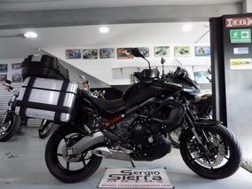 Kawasaki Versys650 Abs Negra 2014