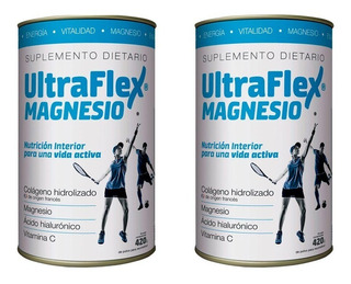 Ultraflex Colageno Hidroalizado Ultraflex Pack X 2