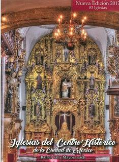 Iglesias Del Centro Histórico De La Ciudad De México