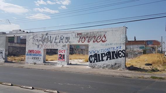 Renta Terreno En Ave. Ocampo $15,500