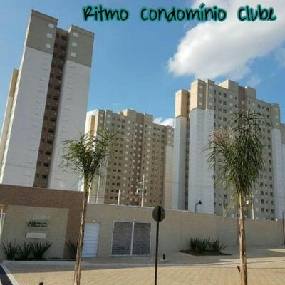 Apartamento De Novo 2 Dormitórios - Ritimo Condominio Clube