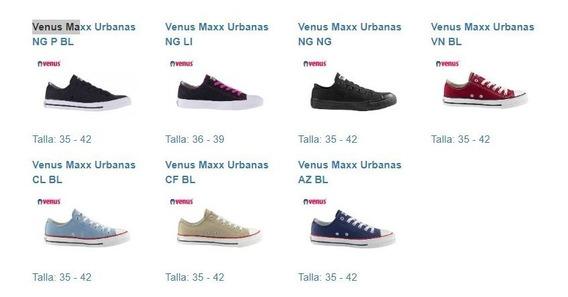 Zapatillas De Lona Venus Maxx Kids Infantiles Al Por Mayor