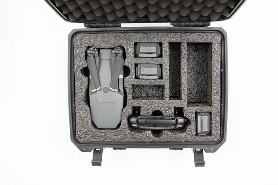 Drone Mavic Pro + Kit Fly More + Bateria Extra + Acessórios