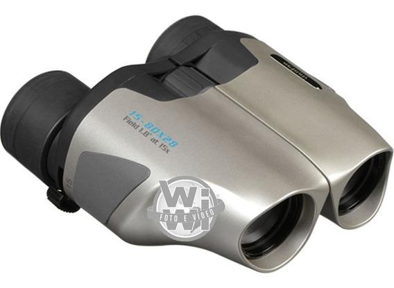 Binóculo Zoom Vivitar 15-80x28