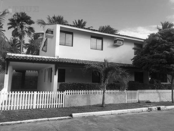 Casa Em Condomínio A Beira Mar (81) 98715-3333 - Ca0319