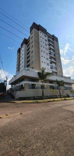 Imagem 1 de 12 de Excelente Apartamento No Centro De São José Dos Pinhais - Ap0498