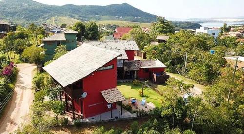 Pousada Para Venda Em Imbituba, Praia Do Rosa, 8 Dormitórios, 6 Suítes, 6 Banheiros - 969_2-1142654