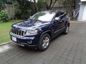 Jeep Grand Cherokee Limited V6 Techo Panoramico 2013 (nueva)