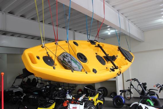 Kayak Con Sistema De Pedales