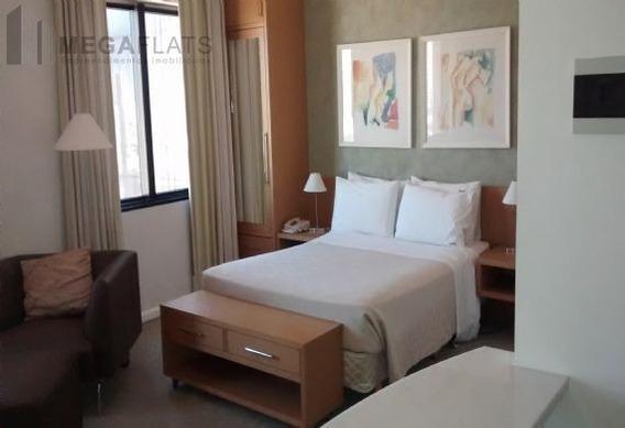 02910 - Flat 1 Dorm, Tatuapé - São Paulo/sp - 2910