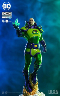 Iron Studios Lex Luthor Armored