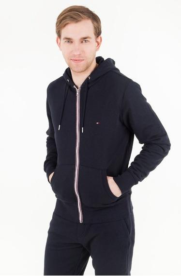 Blusa De Frio Core Cotton Zip Hoodie