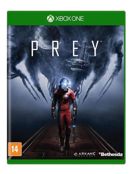 Prey Xbox One Mídia Física Novo Lacrado
