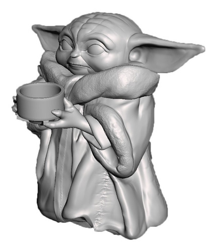 Figura Baby Yoda