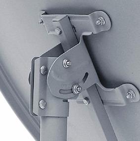 Base Traseira Aranha Antena +mastro Do Lnb+ Mastro/base Pare