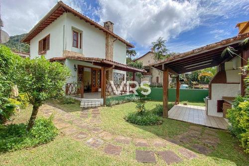 Casa Com 4 Dormitórios À Venda, 180 M² Por R$ 1.000.000,00 - Alto - Teresópolis/rj - Ca0385