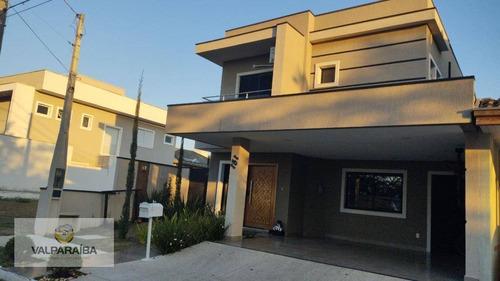 Sobrado Com 3 Dormitórios À Venda, 243 M² Por R$ 1.330.000,00 - Urbanova - São José Dos Campos/sp - So0090
