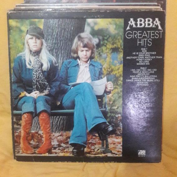 Vinilo Abba Greatest Hits Bi2